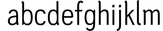 PC Navita Friendly Geometric Font 3 Font LOWERCASE