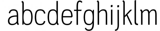 PC Navita Friendly Geometric Font 8 Font LOWERCASE