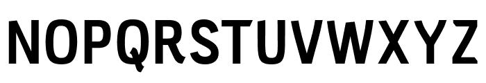 PC Navita Bold Font UPPERCASE