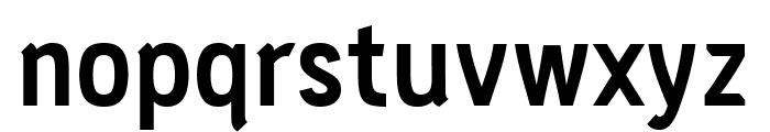 PC Navita Bold Font LOWERCASE