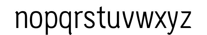 PC Navita Book Font LOWERCASE