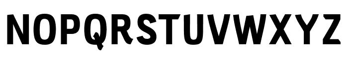 PC Navita Extra Bold Font UPPERCASE