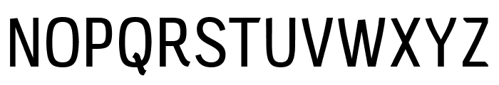 PC Navita Regular Font UPPERCASE
