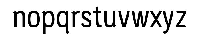 PC Navita Regular Font LOWERCASE