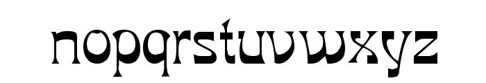 PCMIra Regular Font LOWERCASE