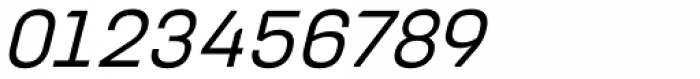 PCTL4800 Light Italic Font OTHER CHARS