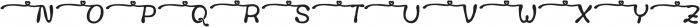 Peachesbold ttf (700) Font UPPERCASE