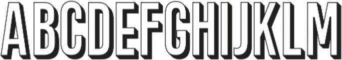 Peachy otf (400) Font LOWERCASE