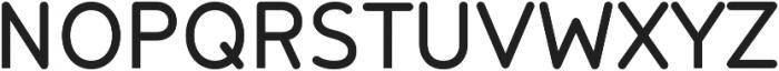 Peak Medium ttf (500) Font UPPERCASE