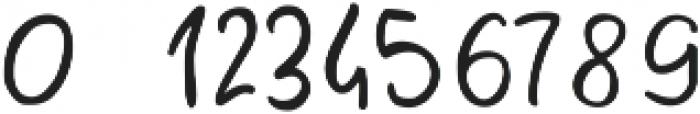 Pear Dragon Script ttf (400) Font OTHER CHARS