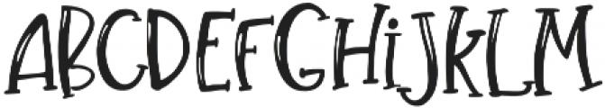 Pear Dragon otf (400) Font UPPERCASE