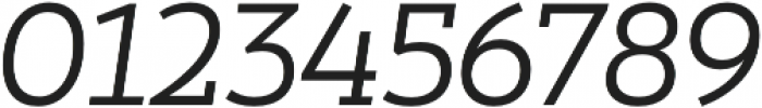 Peckham Regular It otf (400) Font OTHER CHARS
