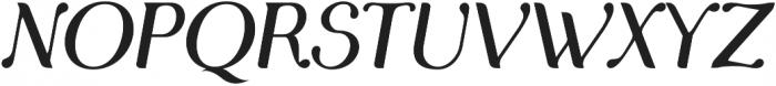 Pedrera Script Bold otf (700) Font UPPERCASE