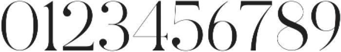 Pellago Display XLt otf (400) Font OTHER CHARS
