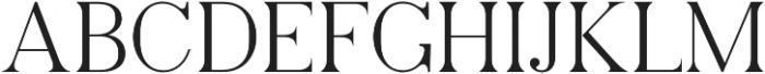 Pellago Text XLt otf (400) Font UPPERCASE