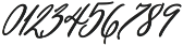 Pen Swan Italic otf (400) Font OTHER CHARS