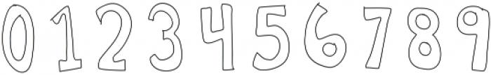 Pen ttf (400) Font OTHER CHARS