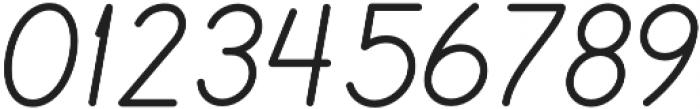 Penmanship otf (400) Font OTHER CHARS