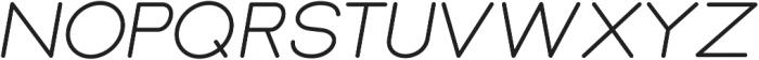 Penmanship otf (400) Font UPPERCASE