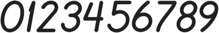 Penmanship otf (700) Font OTHER CHARS