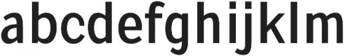 Pentay Sans Regular otf (400) Font LOWERCASE