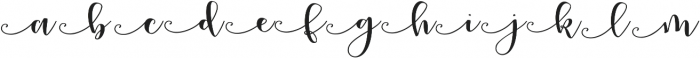 Peony Blooms L 2 ttf (400) Font UPPERCASE