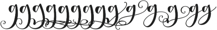 Peony Blooms xalt 1 otf (400) Font LOWERCASE