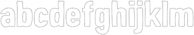 Peperoncino Sans Sparks otf (400) Font LOWERCASE