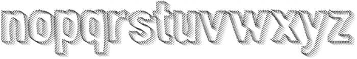 Peperoncino Sans Zoom otf (400) Font LOWERCASE