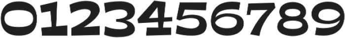 Peralta Pro Regular otf (400) Font OTHER CHARS
