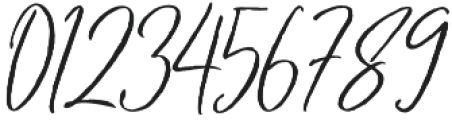 Perfectly Script otf (400) Font OTHER CHARS
