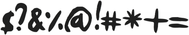 Perplex ttf (400) Font OTHER CHARS