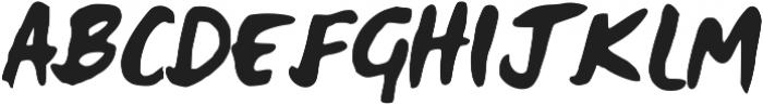 Perplex ttf (400) Font UPPERCASE