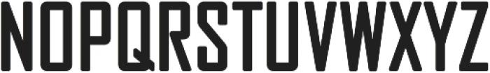 Pertamax otf (400) Font UPPERCASE