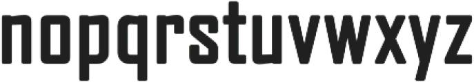 Pertamax otf (400) Font LOWERCASE