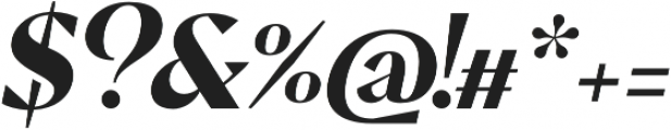 Pervinca Family otf (700) Font OTHER CHARS
