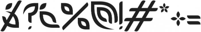 PetalGlyph ttf (400) Font OTHER CHARS