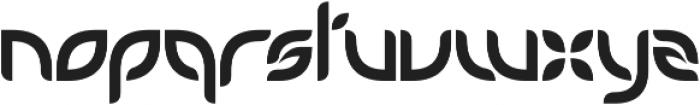PetalGlyph ttf (400) Font LOWERCASE