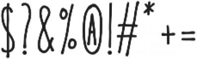 Petapon ttf (400) Font OTHER CHARS