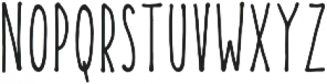 Petapon ttf (400) Font UPPERCASE