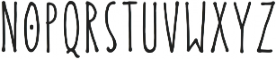 Petapon ttf (400) Font LOWERCASE