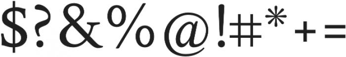 Petralina otf (400) Font OTHER CHARS