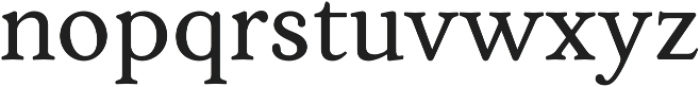 Petralina otf (400) Font LOWERCASE