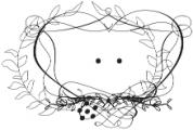Petunia Monogram Regular otf (400) Font OTHER CHARS