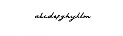 PestaDanza-Regular.ttf Font LOWERCASE