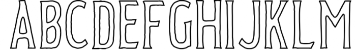 Pearson Typeface- 4 Fonts! & EXTRA 2 Font LOWERCASE
