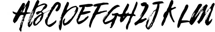 Penrhyme Calligraphy Font Font UPPERCASE