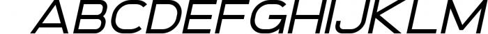 Pesaro   A Lifestyle Sans Serif Font LOWERCASE
