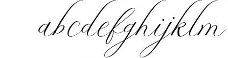Peubloe Font LOWERCASE