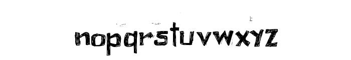 PEIXE FRITO Font LOWERCASE